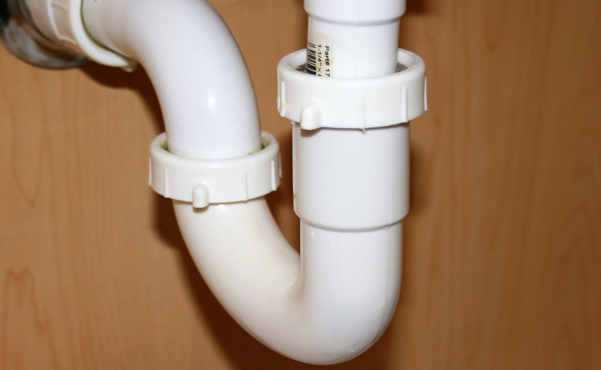 smell sewer gas in your house try this