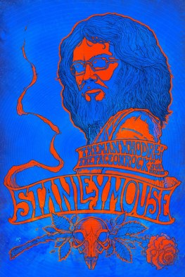 The Poster Art of Stanley Mouse - Spinditty - Music