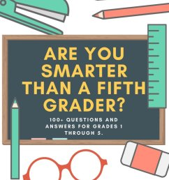 Are You Smarter Than a 5th Grader Quiz: Questions and Answers - WeHaveKids  - Family [ 1200 x 927 Pixel ]