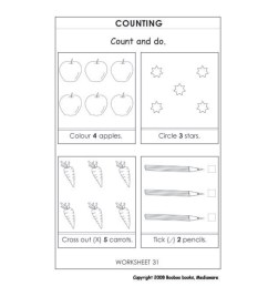 A Guide to Using Printable Kindergarten Worksheets - WeHaveKids - Family [ 1200 x 927 Pixel ]