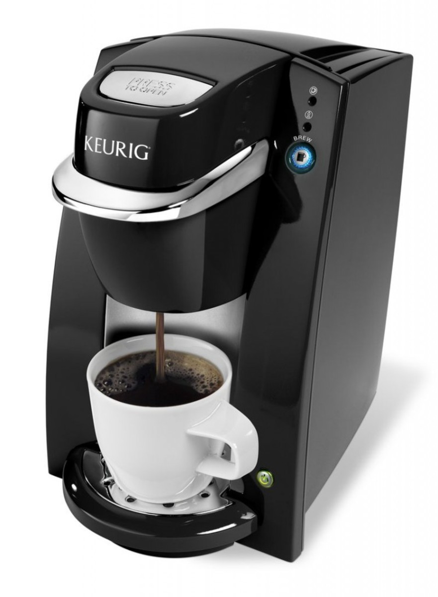 Cleaning Mold From A Keurig Coffee Maker S Water Reservoir Delishably Food And Drink