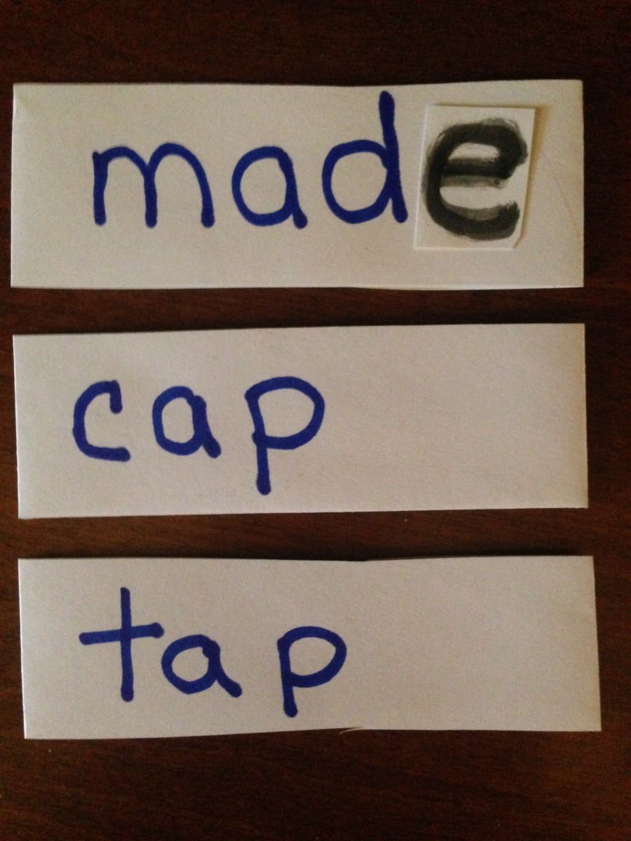medium resolution of Teaching Long Vowel With Silent \E\ Rule - WeHaveKids - Family