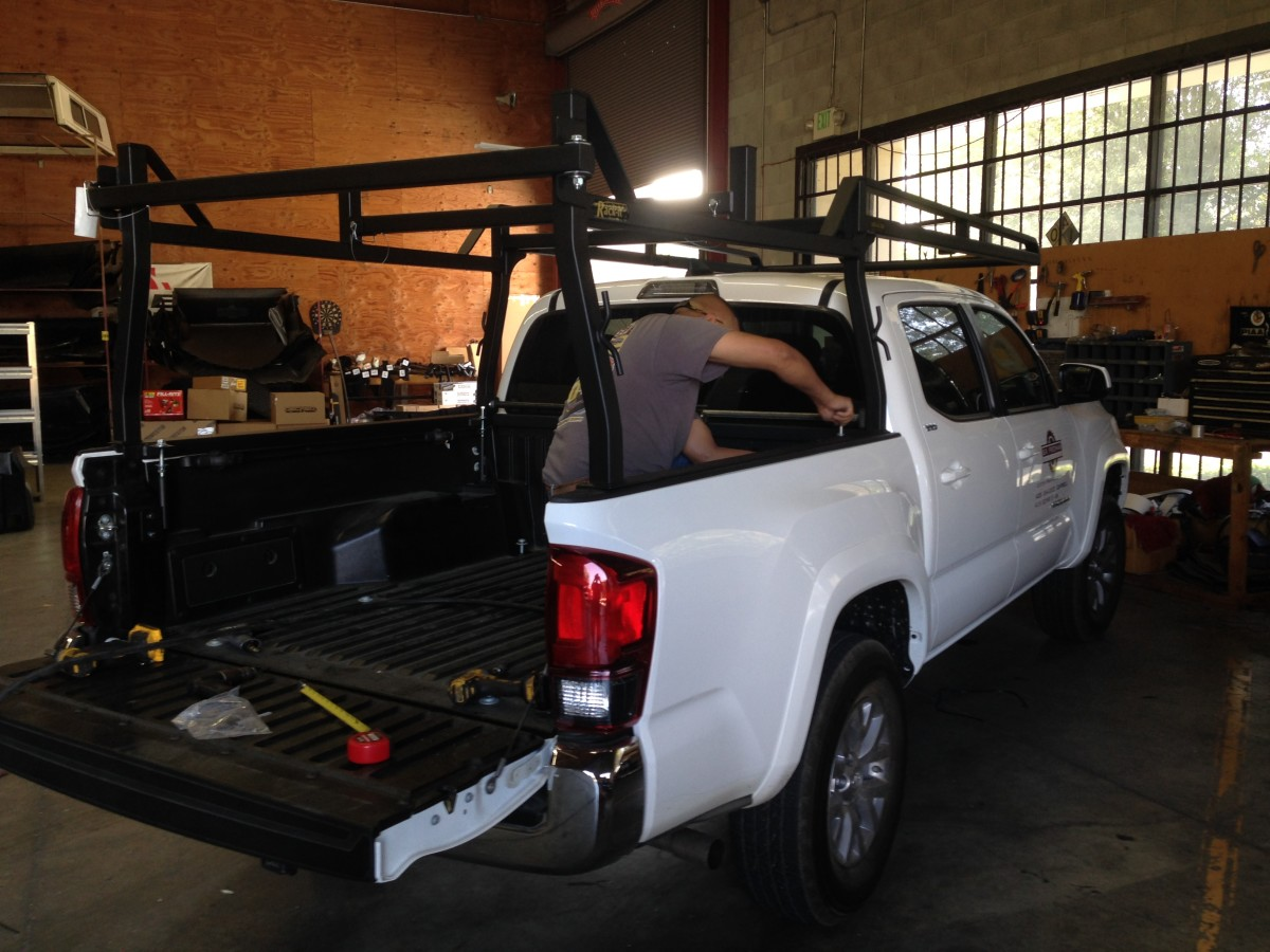 lumber rack buying tips for toyota