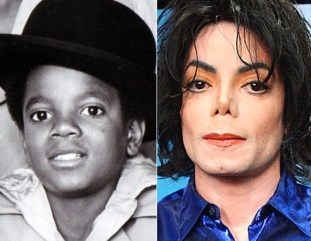 The Changing Face of Michael Jackson - Spinditty - Music