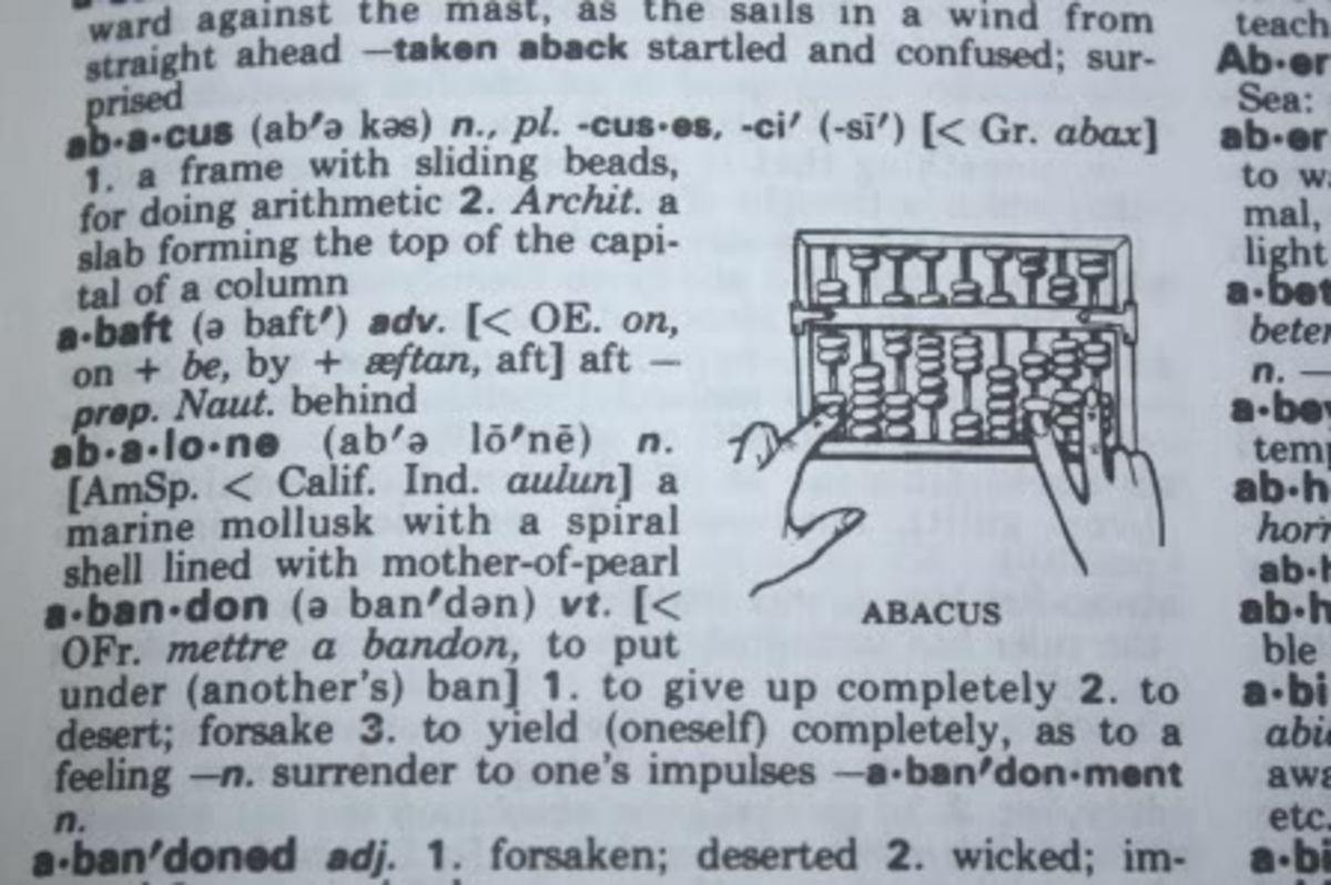 hight resolution of Celebrate National Dictionary Day! - HubPages