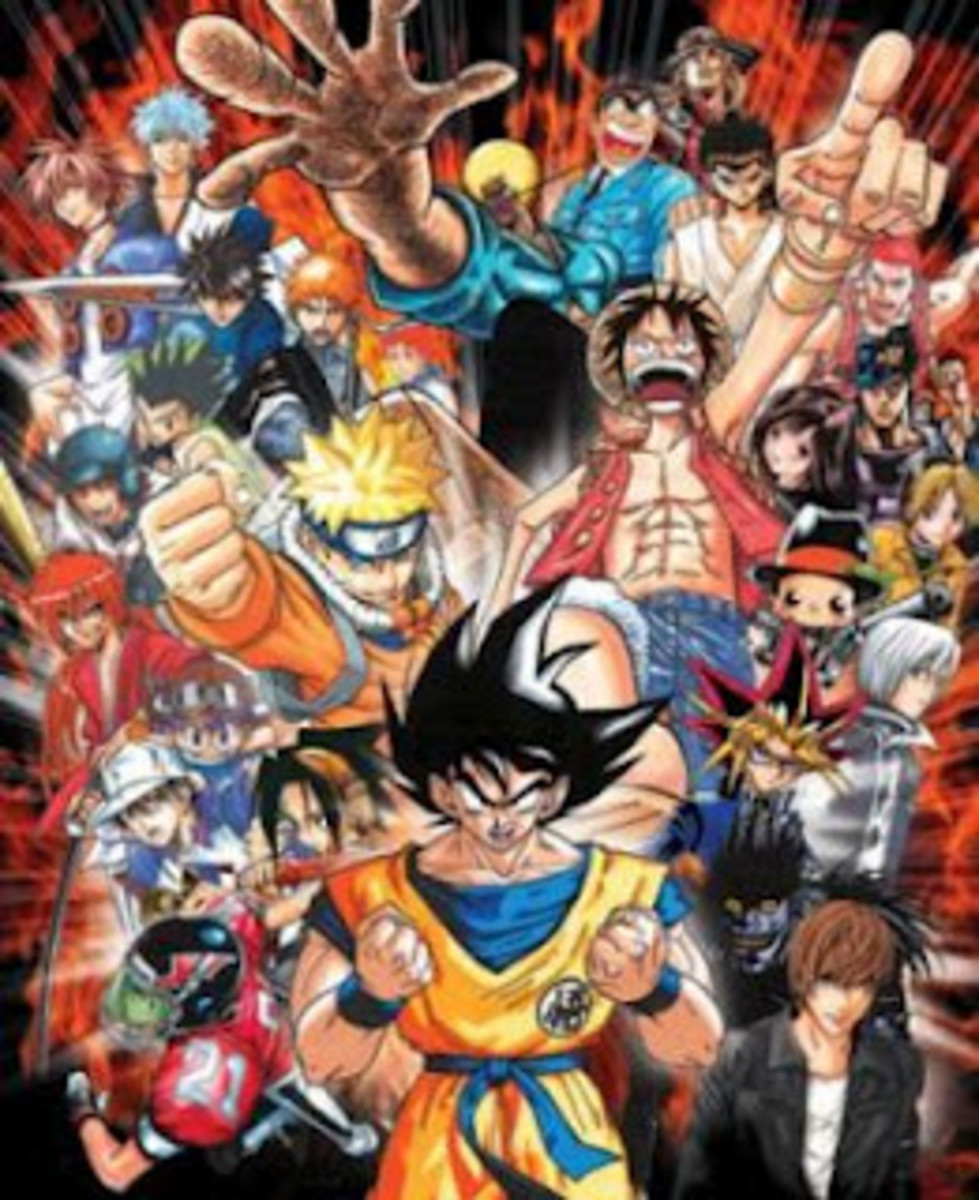 Anime Cover Photo : anime, cover, photo, Anime, Facebook, Covers, HubPages