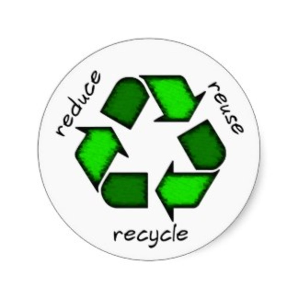 medium resolution of Recycling Worksheets for Kids - HubPages