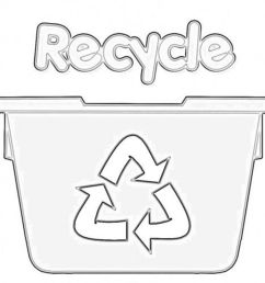Recycling Worksheets for Kids - HubPages [ 1200 x 1200 Pixel ]