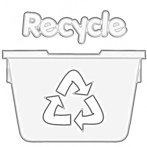 small resolution of Recycling Worksheets for Kids - HubPages