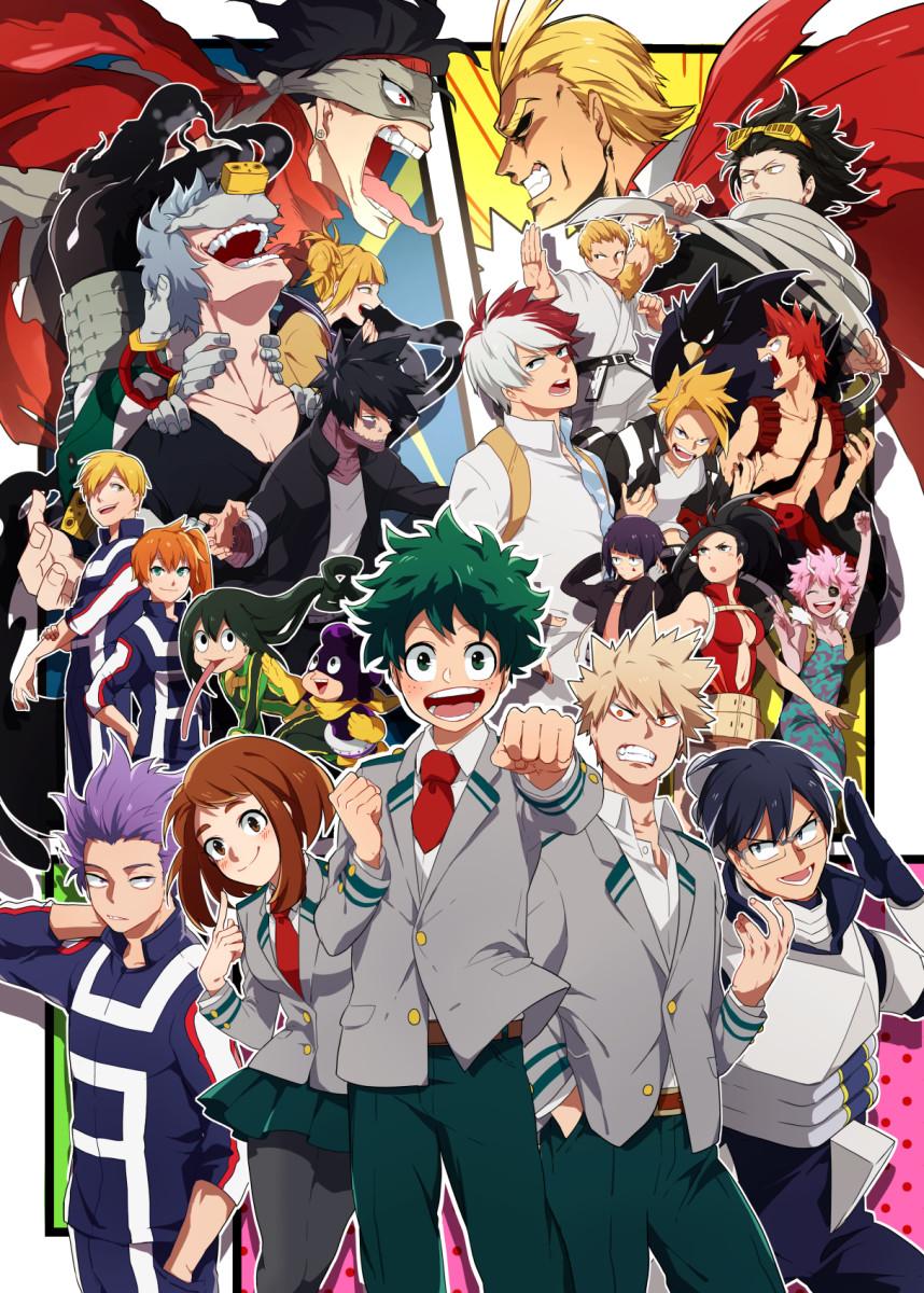 Boku No Hero Academia Season 2 Episode 13 : academia, season, episode, Facts, About, Academia, Academia), HubPages