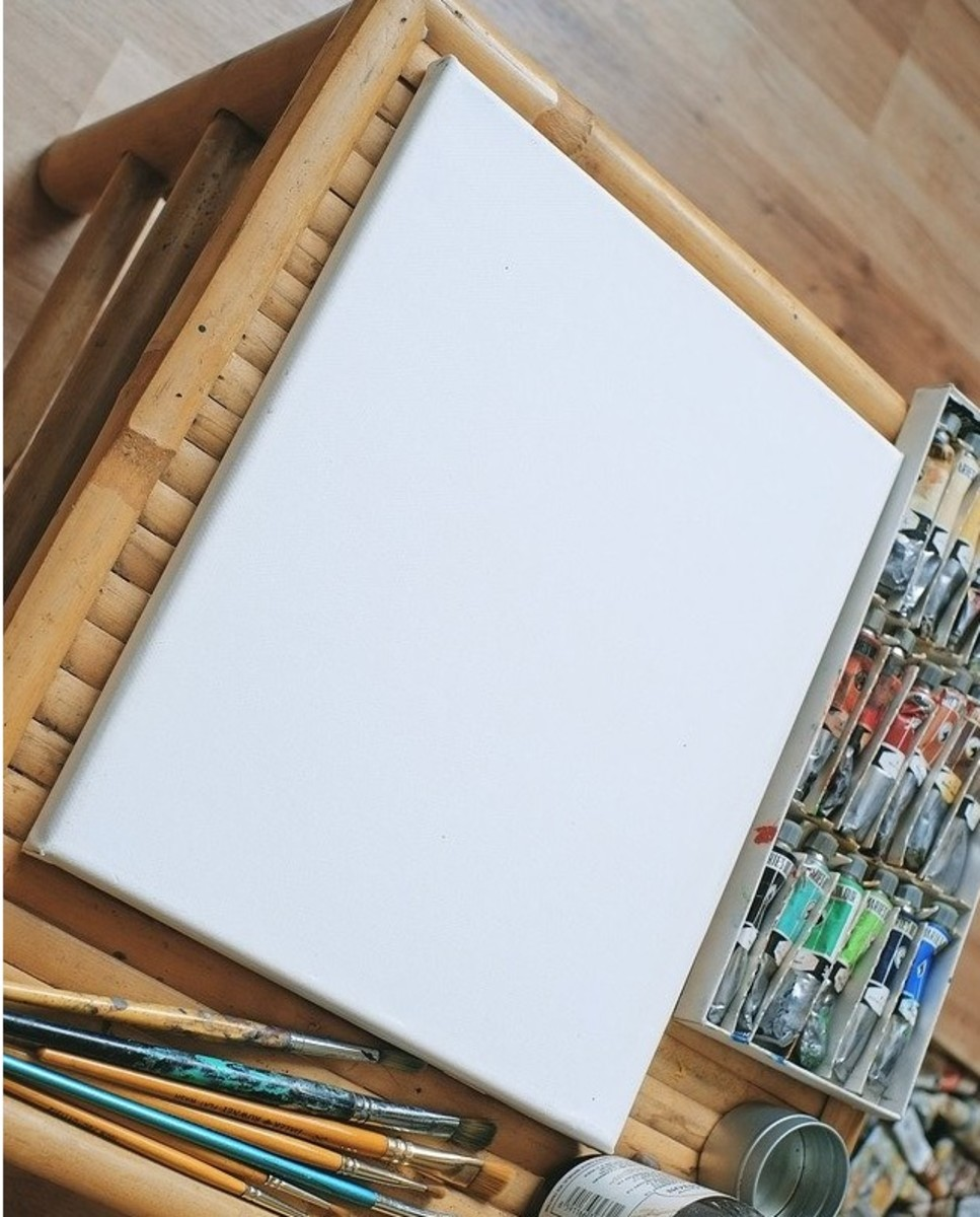 How To Frame Diamond Painting On Canvas : frame, diamond, painting, canvas, Frame, Diamond, Painting, Canvas, HubPages