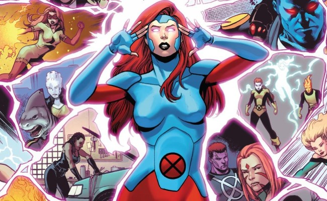 Top 10 Strongest Most Powerful X Men Mutants Of All Time