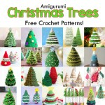 19 Free Amigurumi Christmas Tree Crochet Patterns Hubpages