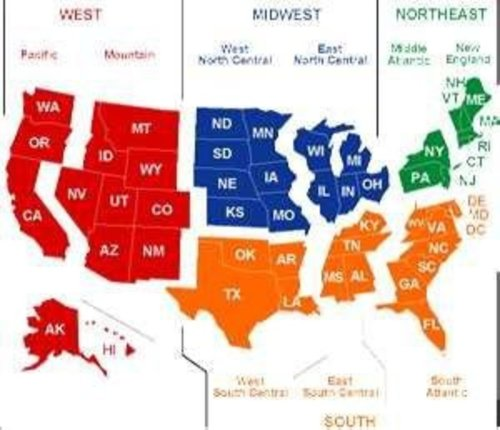 small resolution of Midwest States Lesson - HubPages