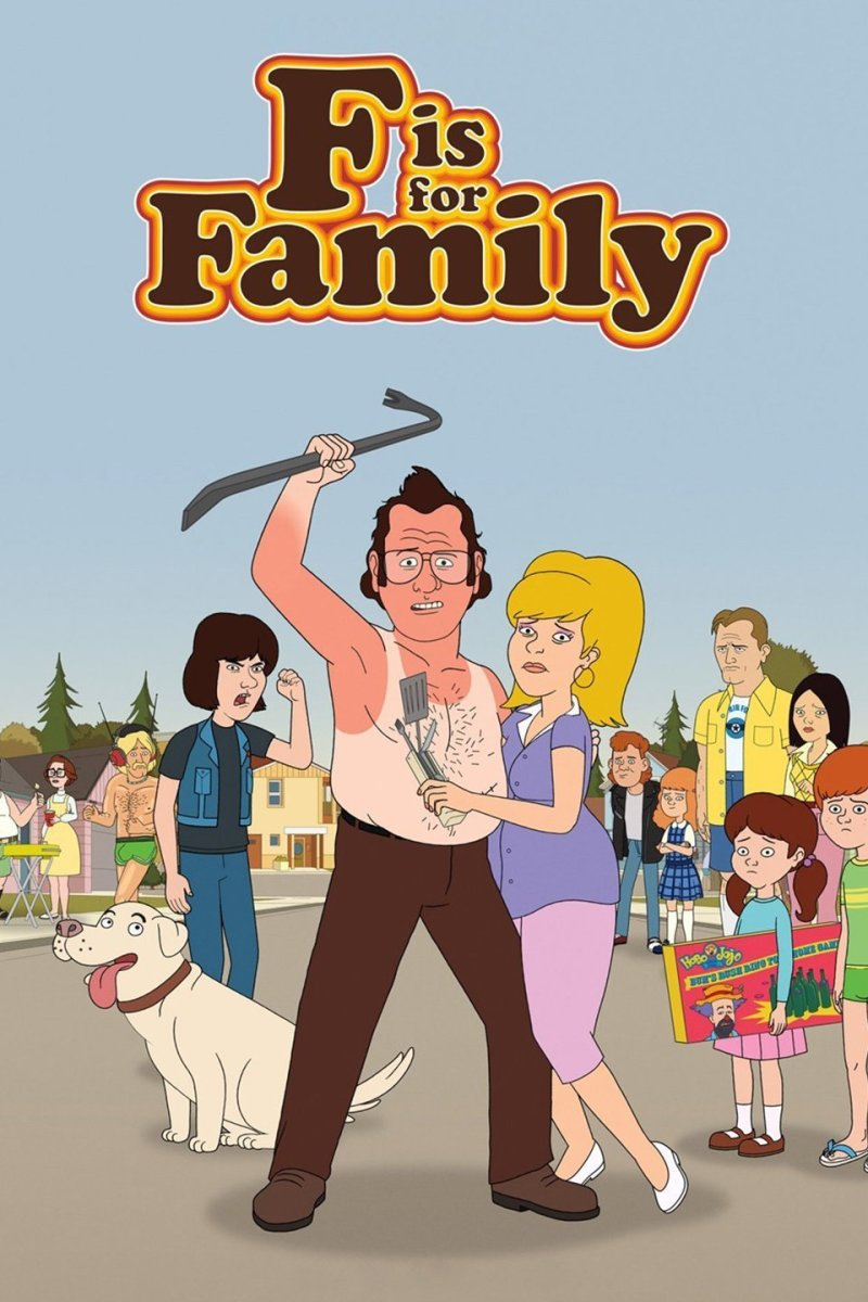 Shows Like Family Guy On Netflix : shows, family, netflix, Rib-Tickling, Shows, 'Modern, Family', Everyone, Should, Watch, ReelRundown, Entertainment