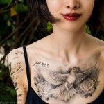 Dove Tattoos Designs Ideas Meanings And Pictures Tatring Tattoos Piercings
