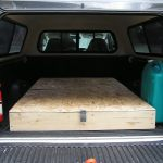 Homemade Truck Bed Storage And Sleeping Platform For Camping Axleaddict A Community Of Car Lovers Enthusiasts And Mechanics Sharing Our Auto Advice