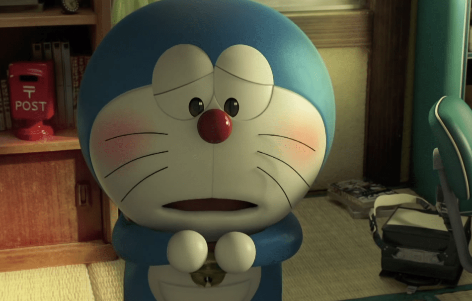 VIDEO The Movie That Will Bring 45 Year Old Doraemon To