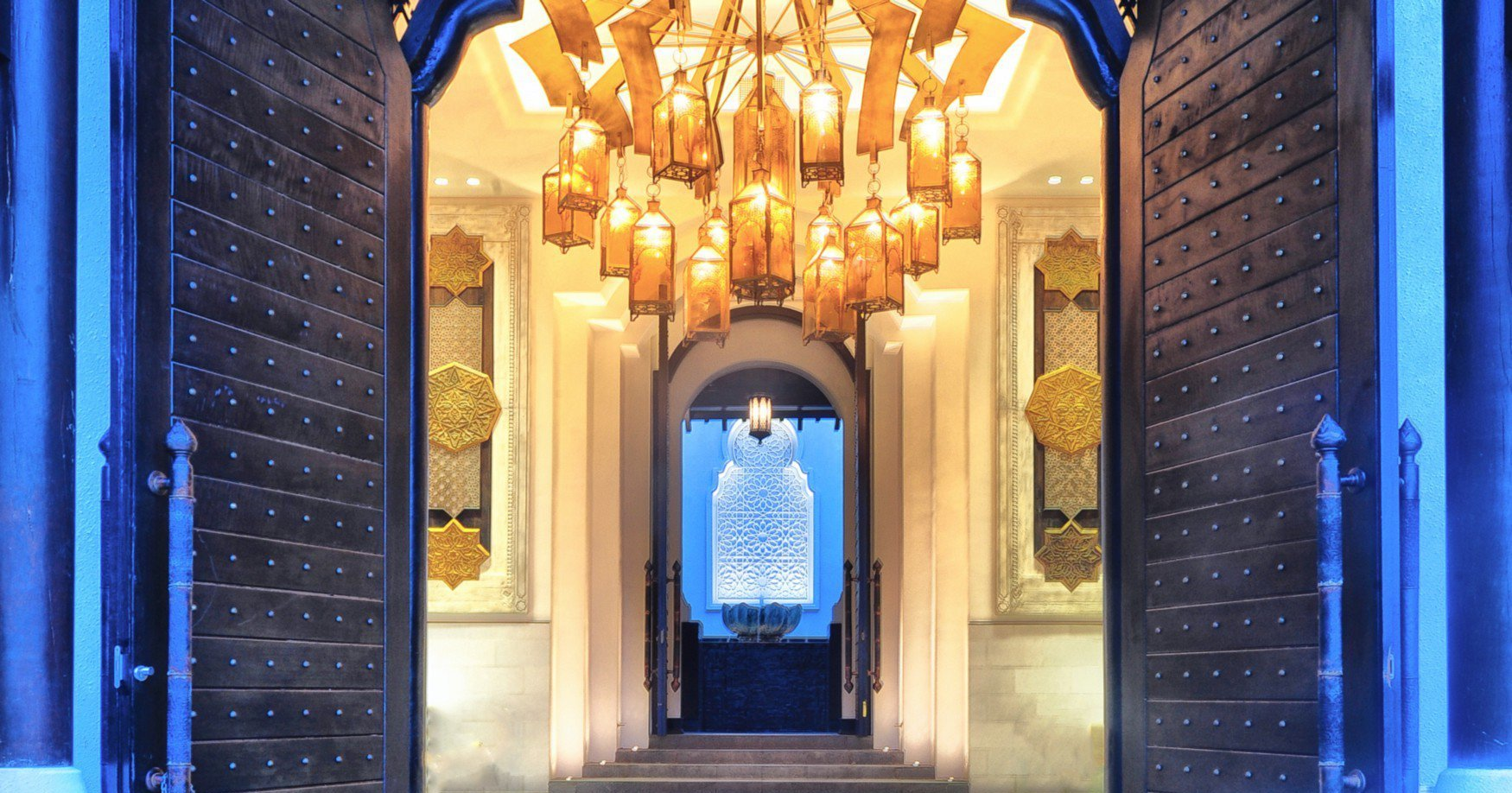 FOTO Istana 100 Bilik Sultan Terengganu Bak Fairytale