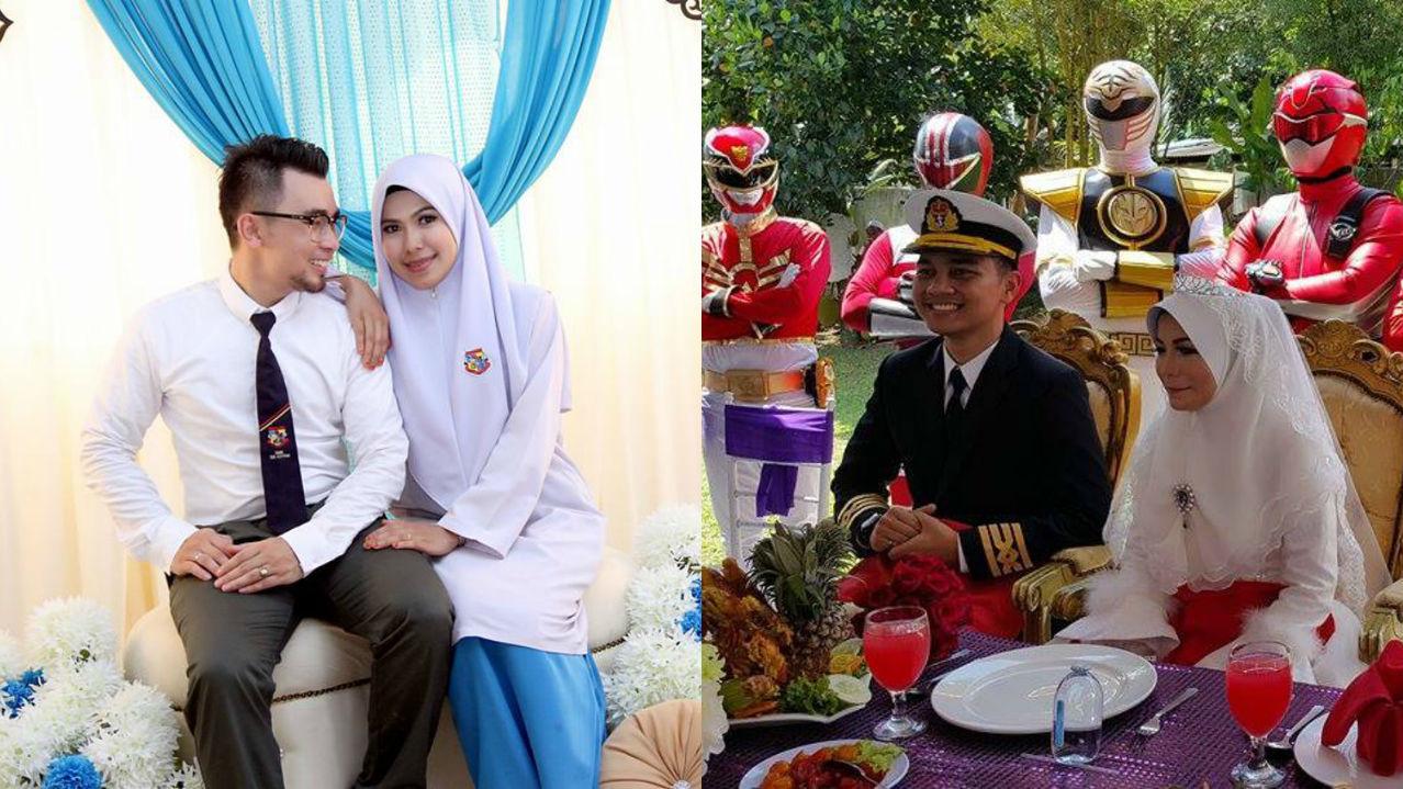 GAMBAR 6 Tema Perkahwinan Rare Di Malaysia Yang Jauh