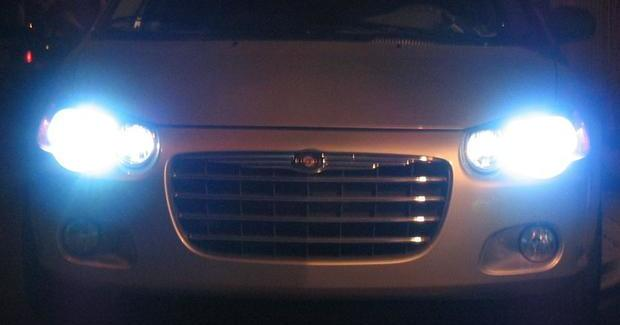 2000 Ford F 150 Stereo Wiring Harness Drivers Who Use Hid Headlights On Vehicles Can Be Fined Up