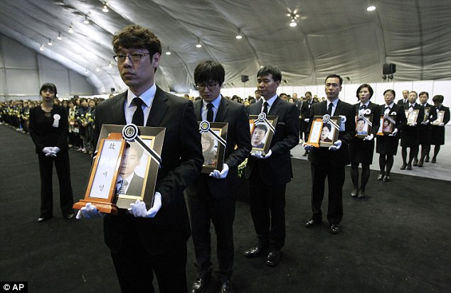 Sewol Ferry: Timeline Of Events And All You Need To Know