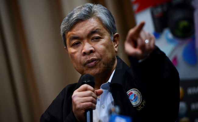 10 Major Headlines Our New Dpm Ahmad Zahid Hamidi Has Made