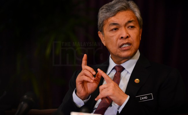 How Zahid Hamidi S Brother Plans To Manage 1 5 Million