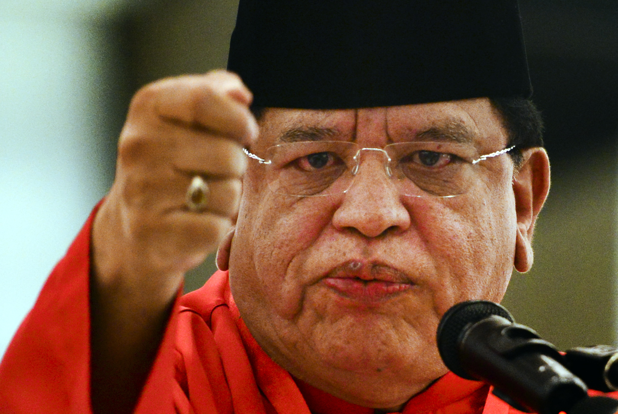 Image result for Minister Tengku Adnan Tengku Mansor