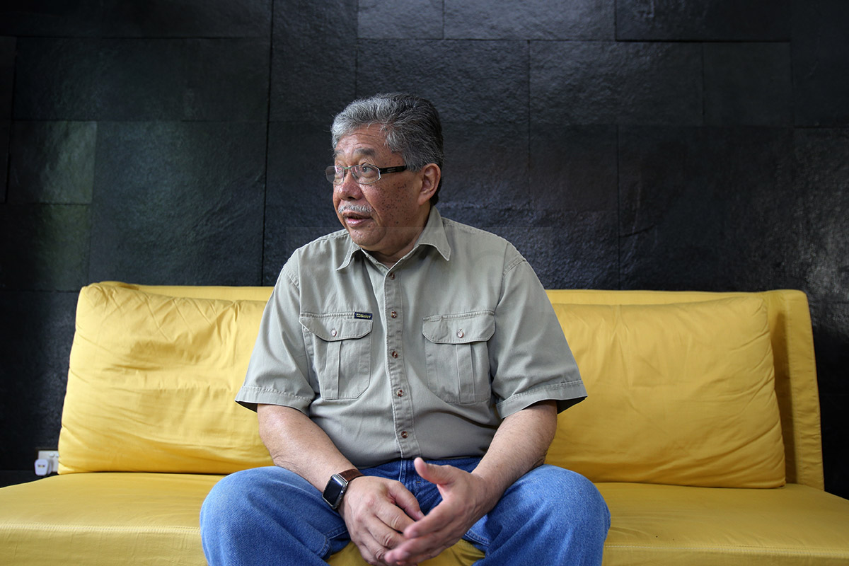 Image result for tawfik tun dr ismail