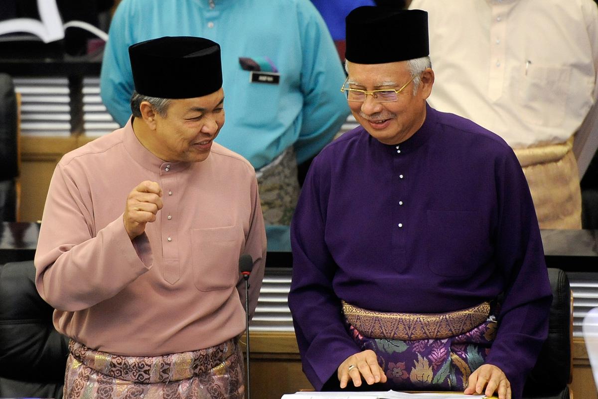 Image result for UMNO President