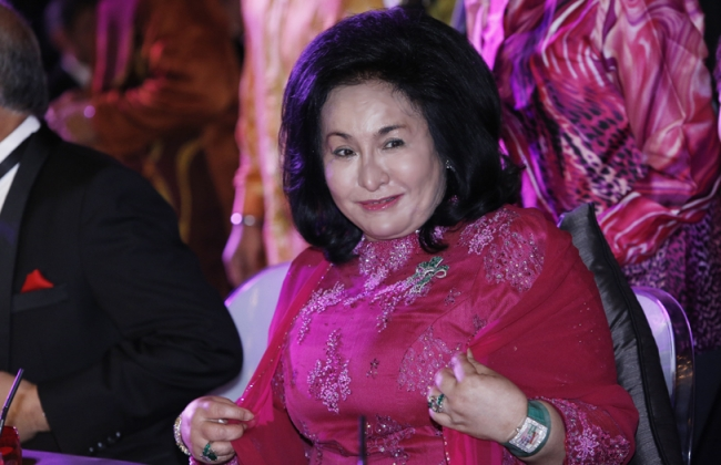 Image result for Rosmah Mansor as Power