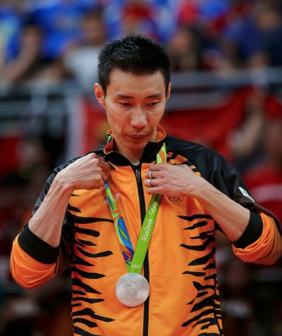 Dato' Lee Chong Wei Wins Silver Medal For Malaysia After ...
