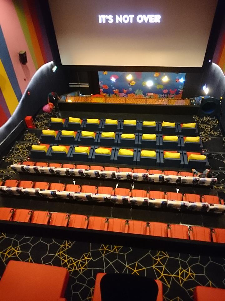 This MBO Cinema Has The Biggest Screen In Malaysia And It