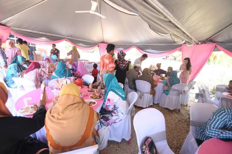 Wanita Ini Kahwin Dengan Bajet RM6000 Tapi Complete