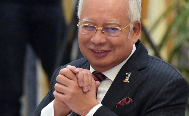 Pm Najib Your Future Is In Good Hands