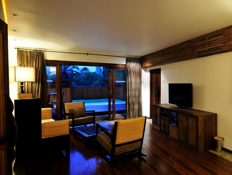 Image from Villa Samadhi KL