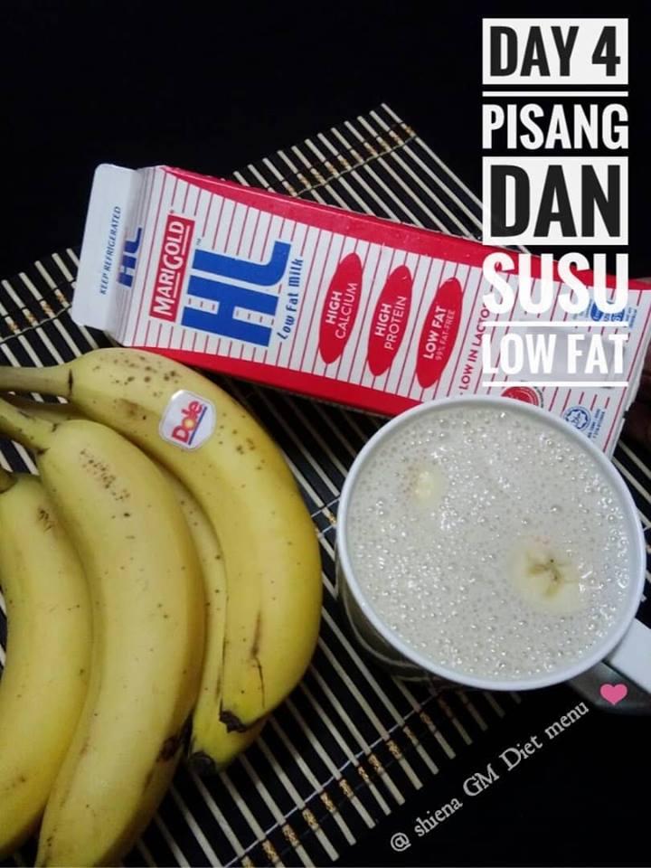 Testimoni Diet Pisang : testimoni, pisang, Turun, Dalam, Seminggu, Dengan, 'General, Motors, Diet'., Macam, Sini!