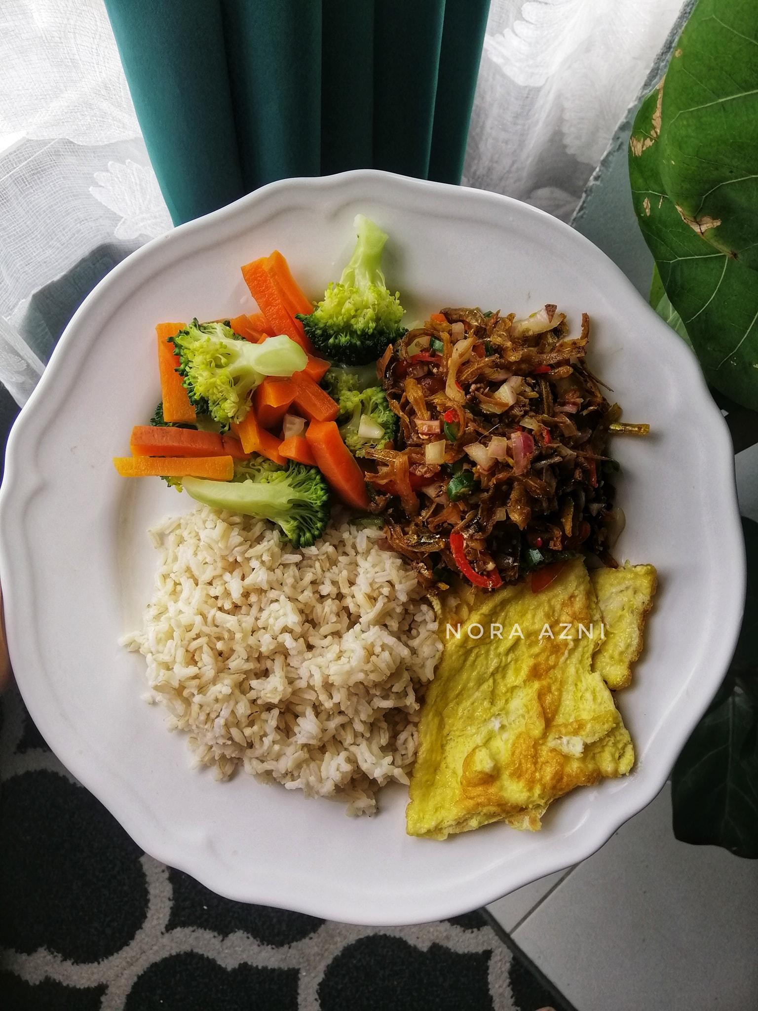 Diet Tanpa Nasi : tanpa, Suami, Hilang, 10KG,, Wanita, Kongsi, Resepi, Lengkap, Sebulan, Simple, Sedap