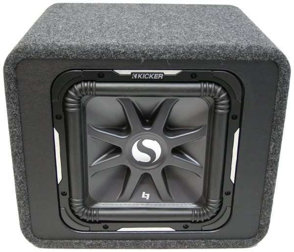 Car Audio Single 12