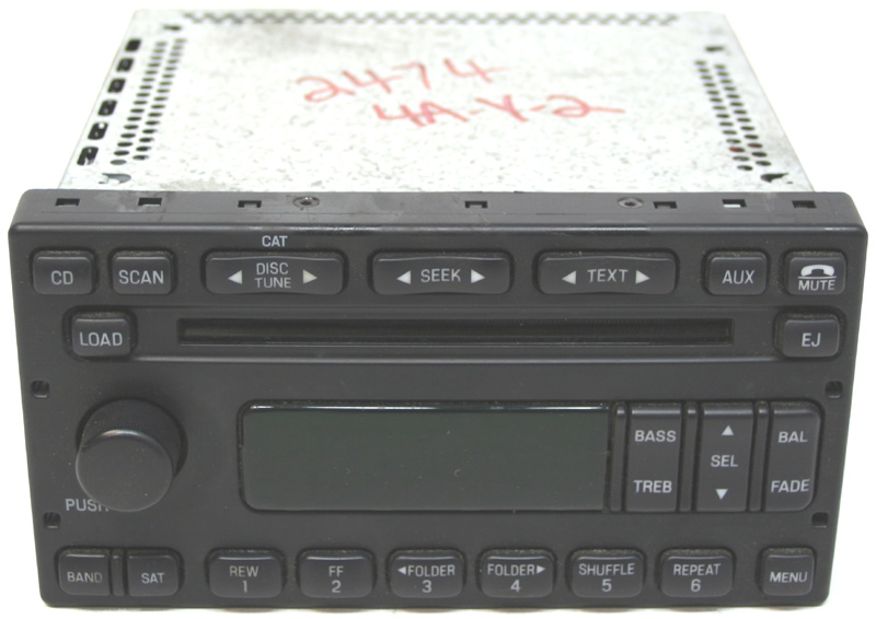 2005 Ford Escape Stereo Wiring Diagram