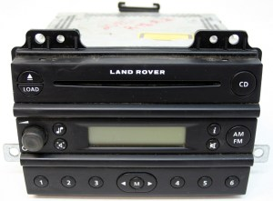 20042005 Land Rover Freelander Factory Stereo 6 Disc