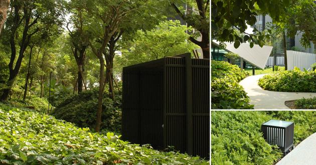 Leedon Residence Singapore Landscape Scda