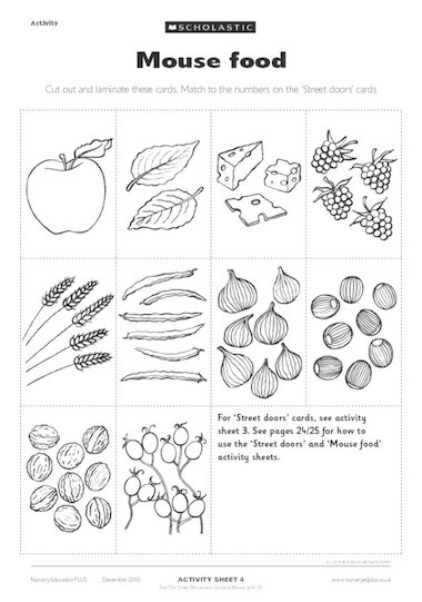Food Web Worksheets