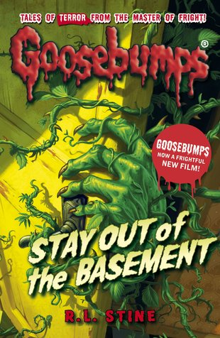 Goosebumps Stay Out Of The Basement  Scholastic Kids' Club