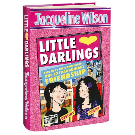Image result for little darlings jacqueline wilson cover