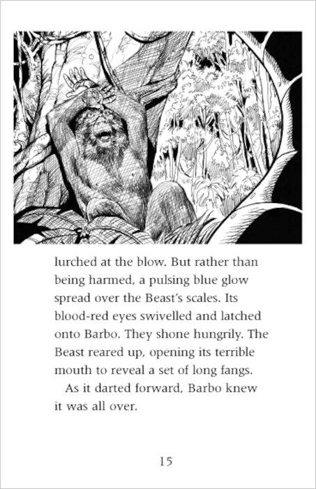 Beast Quest Series 7 #41: Ellik the Lightning Horror