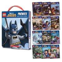 LEGO DC Universe: Super Heroes Phonics Box Set ...