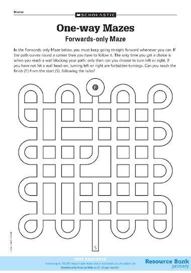 Marvellous Mazes: Jammed Tractor Maze