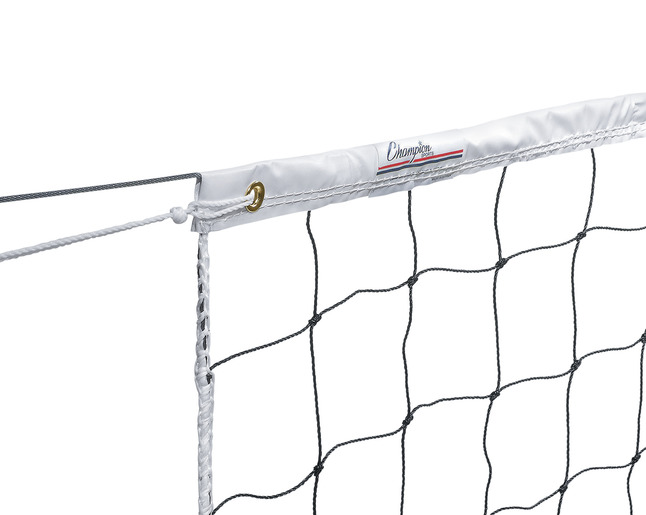 Champion Deluxe Volleyball Net, 32 Feet x 3 Feet x 4 Inches